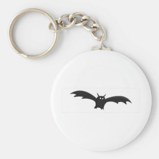 Bat Key Ring