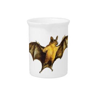 Bat loops fancy pitcher