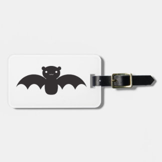 Bat Luggage Tag