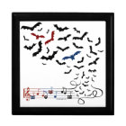 Bat Music Design 2 Gift Box