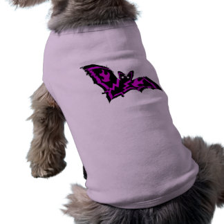 BAT OUT OF HELL GRAPHIC PRINT DOG CLOTHING