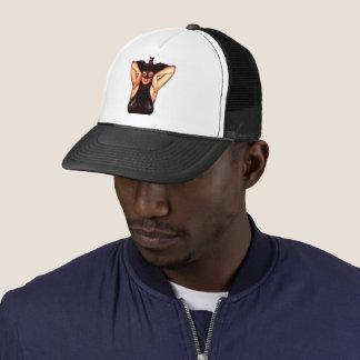 Bat Queen Trucker Hat