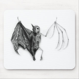 Bat Specimen Mouse Pad