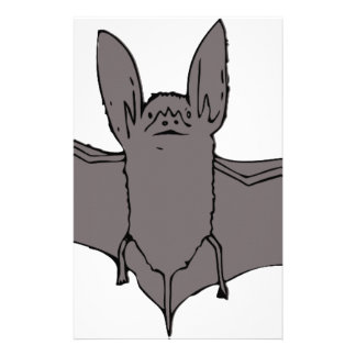 Bat Stationery