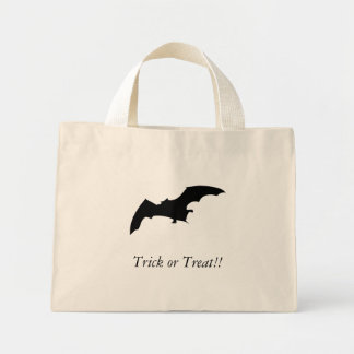 Bat Tote Bag 2-2010, Trick or Treat!!