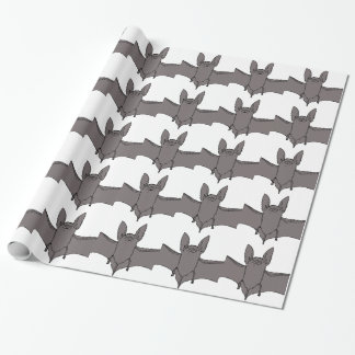 Bat Wrapping Paper