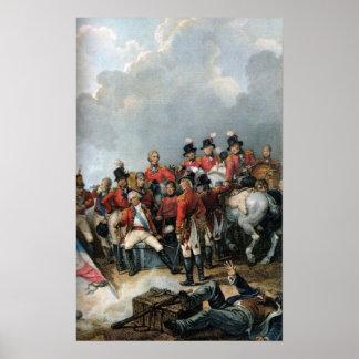 Bataille de Canope Print