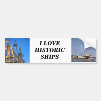 Batavia - Dutch East Indies ship Car Bumper Sticker