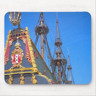 Batavia - Dutch East Indies ship Mouse Pad