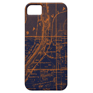 BATAVIA ILLINOIS 1871 MAP FOX RIVER VALLEY iPhone 5 CASE