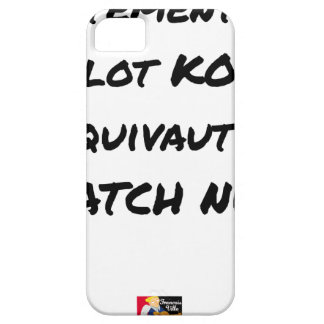 BATCH PROCESSING KB IS EQUIVALENT TO NULL BATCH iPhone 5 CASE