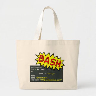 Batchman Tote Bags