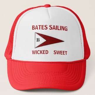 Bates Sailing Trucker Hat