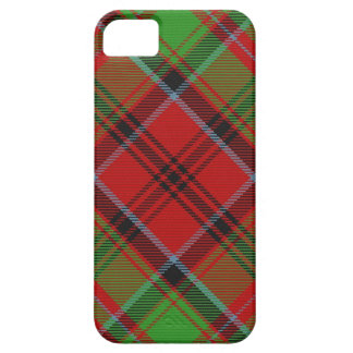 Bates Tartan iPhone SE/5/5S Barely There Case