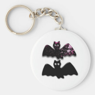 Batfink Basic Round Button Key Ring