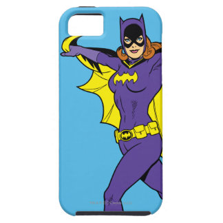 Batgirl Case For The iPhone 5