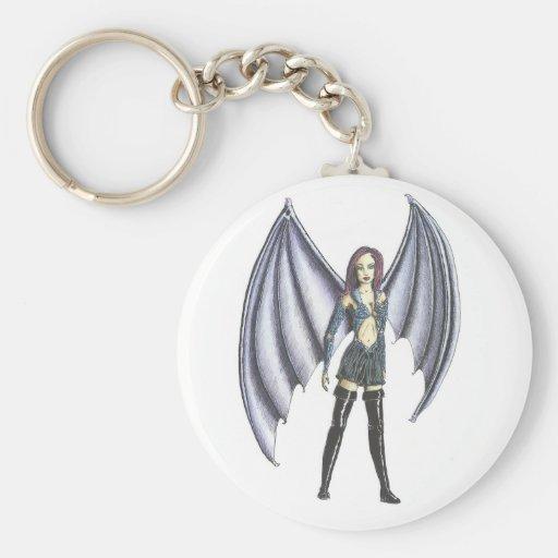 BatGirl Keychains