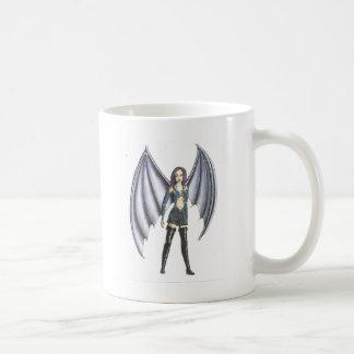 BatGirl Classic White Coffee Mug