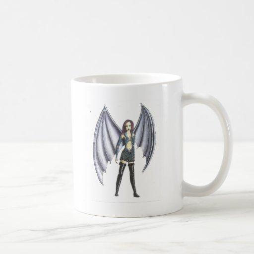 BatGirl Mugs