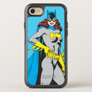 Batgirl Poses OtterBox Symmetry iPhone 8/7 Case