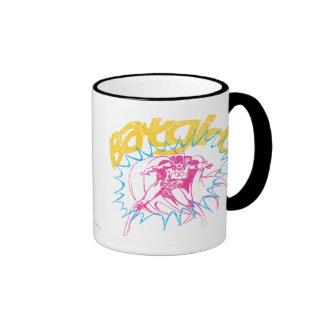 Batgirl Power Ringer Coffee Mug