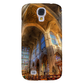 Bath Abbey Architecture Samsung Galaxy S4 Covers