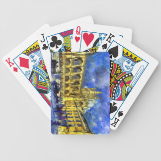 Bath Abbey Art Bicycle Playing Cards