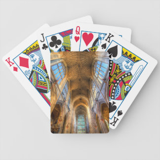 Bath Abbey Bicycle Playing Cards