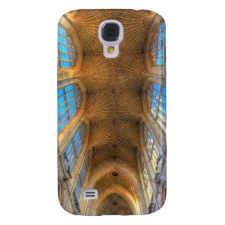 Bath Abbey Ceiling Galaxy S4 Case