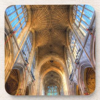 Bath Abbey Coaster