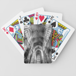 Bath Abbey Somerset England Bicycle Playing Cards