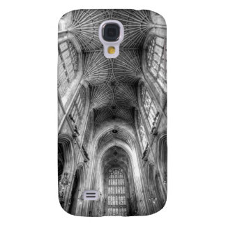 Bath Abbey Somerset England Galaxy S4 Covers