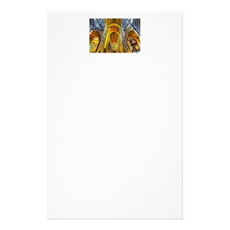 Bath Abbey Van Gogh Stationery