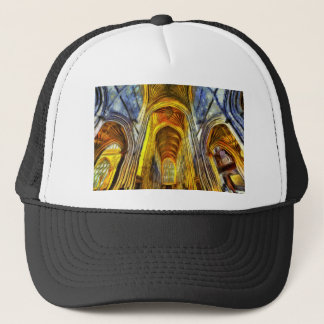 Bath Abbey Van Gogh Trucker Hat