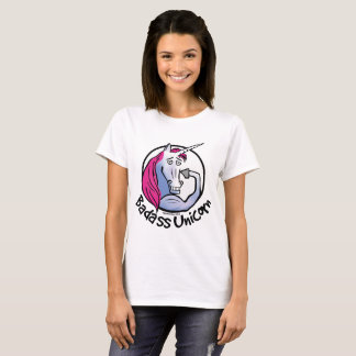 Bath ASS Unicorn T-Shirt