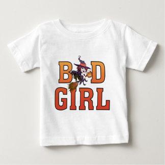 bath girl halloween witch baby T-Shirt