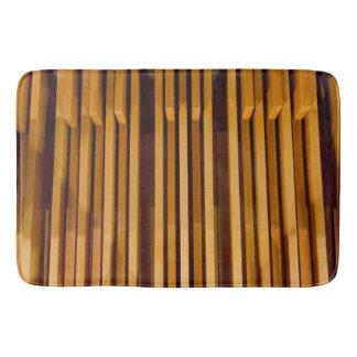 Bath mat for organists bath mats