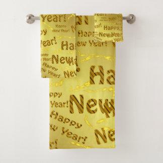 Bath Towel Set,holiday, set,new year