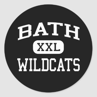 Bath - Wildcats - Bath High School - Lima Ohio Stickers