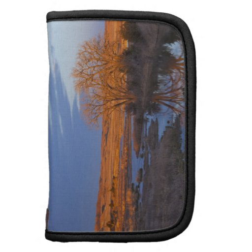 Bathed in sunset light the Calamus River Folio Planners