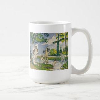 Bathers Coffee Mug