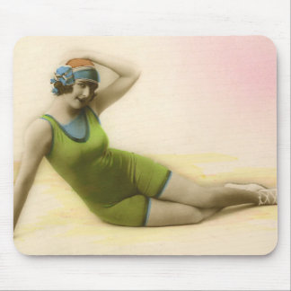 Bathing Beauties of the Past Mouse Pad