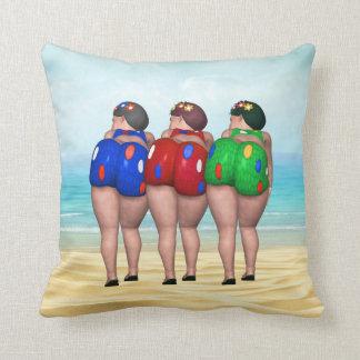 Bathing Beauty Pillows