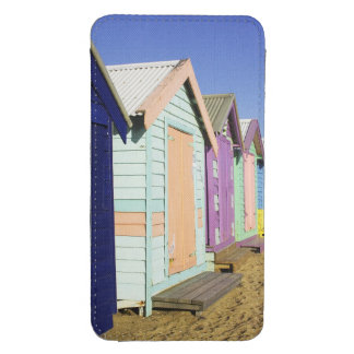 Bathing Boxes, Middle Brighton Beach, Port