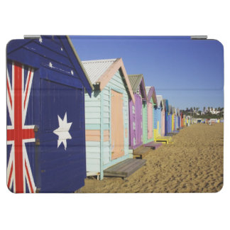 Bathing Boxes, Middle Brighton Beach, Port iPad Air Cover