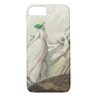Bathing Place, from 'Gallery of Fashion', 1797 (co iPhone 7 Case