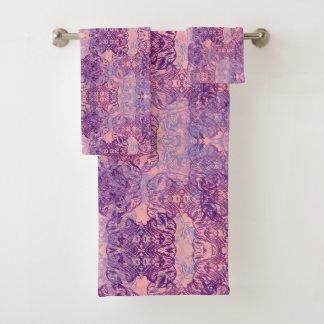 bathroom bath towel set