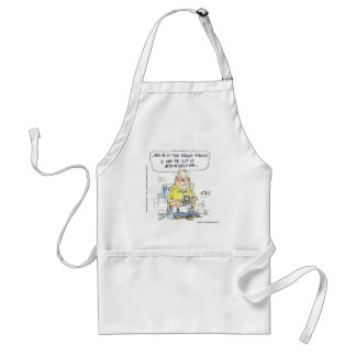 Bathroom Not 4 Social Networking Funny Tees Gift Apron