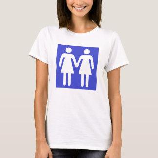 Bathroom Sign 1 T-Shirt