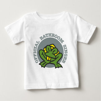 bathroom singer baby T-Shirt